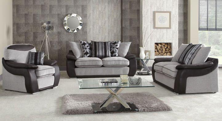 Modern Sofa Pepe Corner Scatter Back Sofas