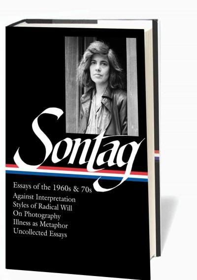Susan sontag essays of the 1960s 70s susan sontag pinterest