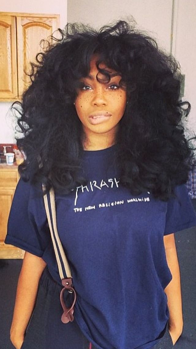 This Hair Perfection Beautiful Pinterest Black Hair