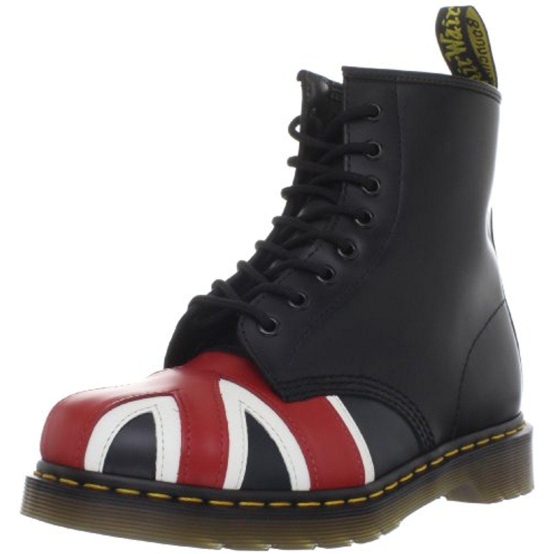 1460 Originals Union Jack 8 Eye Lace Up Boot
