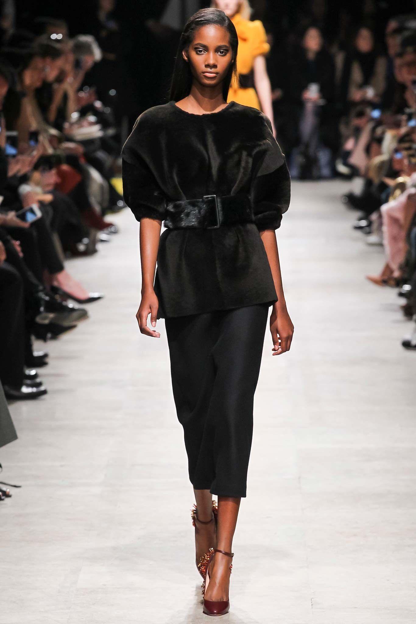 Rochas Fall 2015 Ready-to-Wear Fashion Show - Tami Williams (Elite)