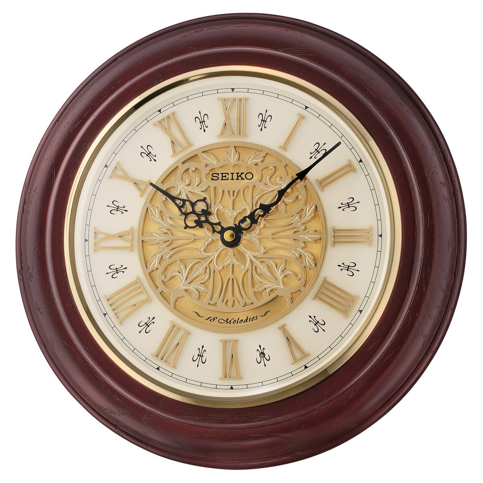 Seiko Valetta Wall Clock Www Hayneedle Com Unique Clocks