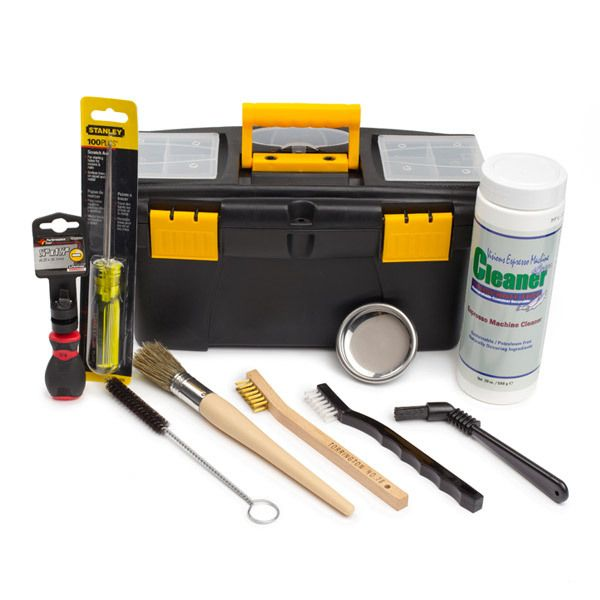 Espresso & Grinder Maintenance Kit $53