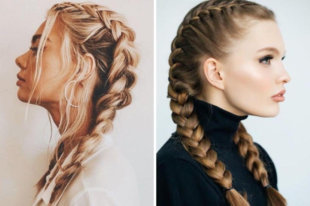 15 tutorial di trecce per tutti i tipi di capelli ...