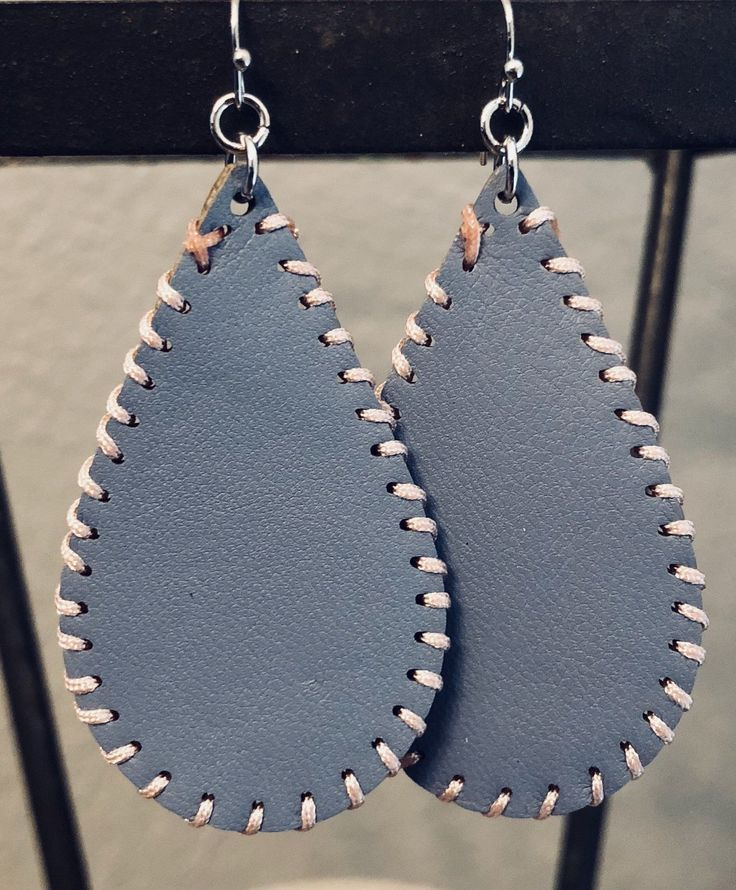 Photo of #Beautiful #click #Earring #earringshen #Leather #Th
