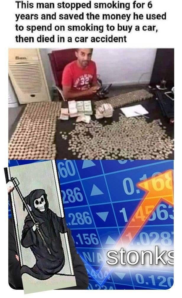 Man Cleaning Glasses Meme
