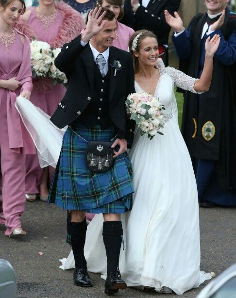 Pin On Andy Murray Kim Sears Wedding