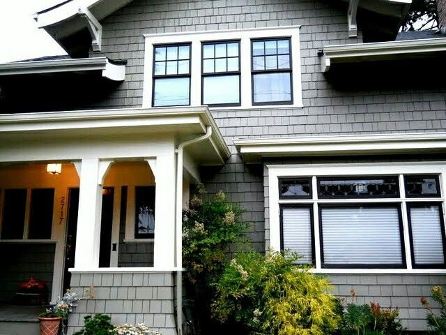 love these outdoor colors and windows!   Curb Appeal   Pinterest