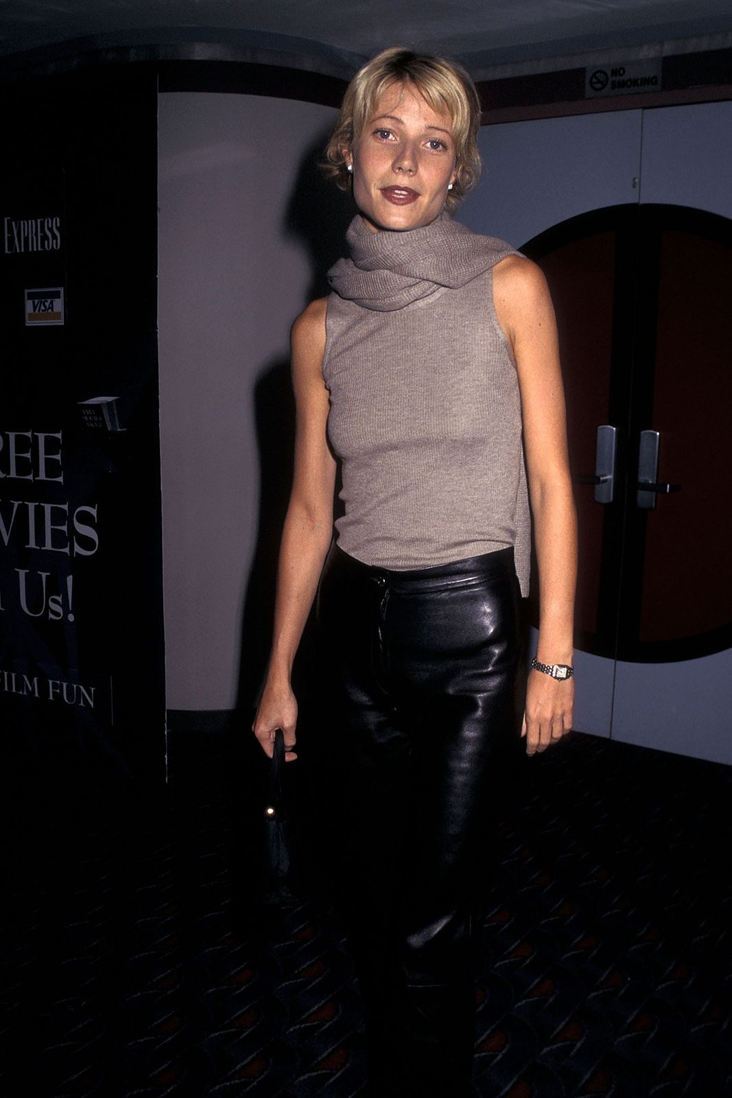 Gwyneth Paltrows 90s Wardrobe Couldnt Be More 2019 forecast
