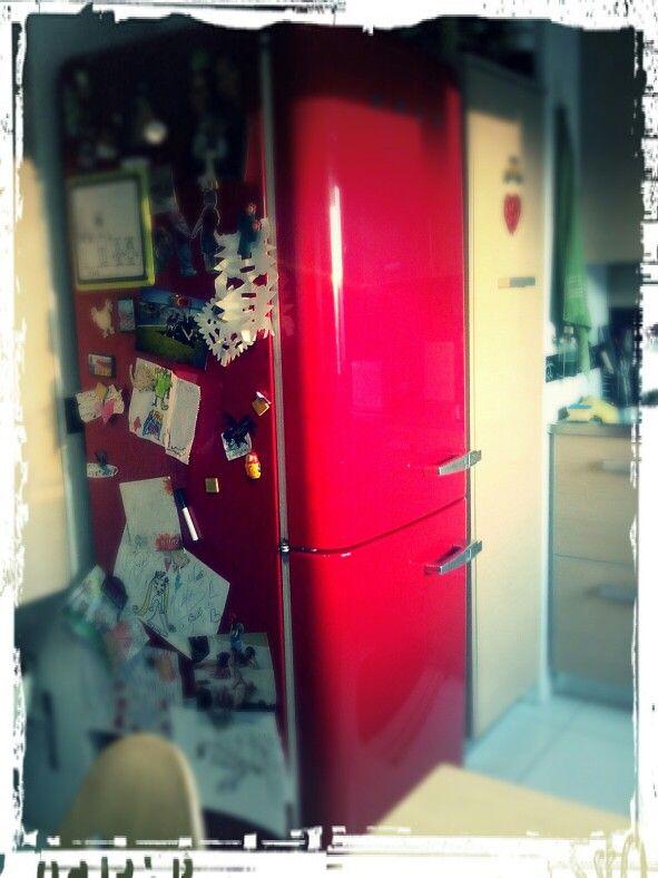 Txusiña's  fridge