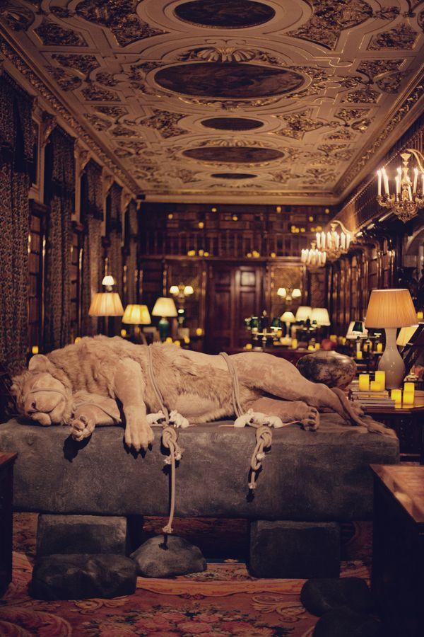 Chatsworth House History: Narnia At Chatsworth House