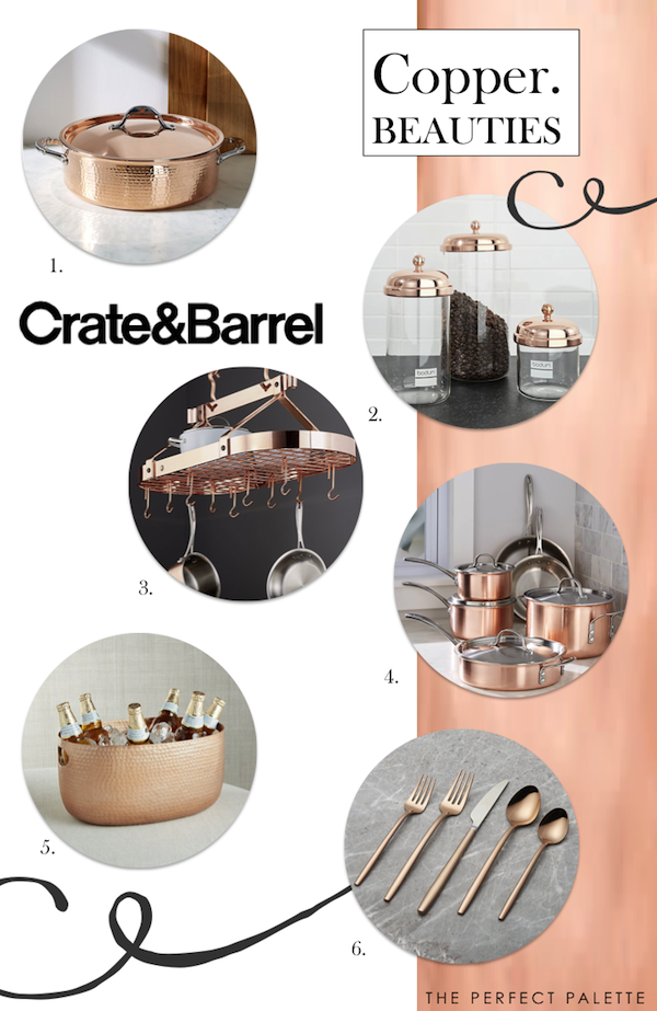 Our Dream Registry With Crate and Barrel Crate and