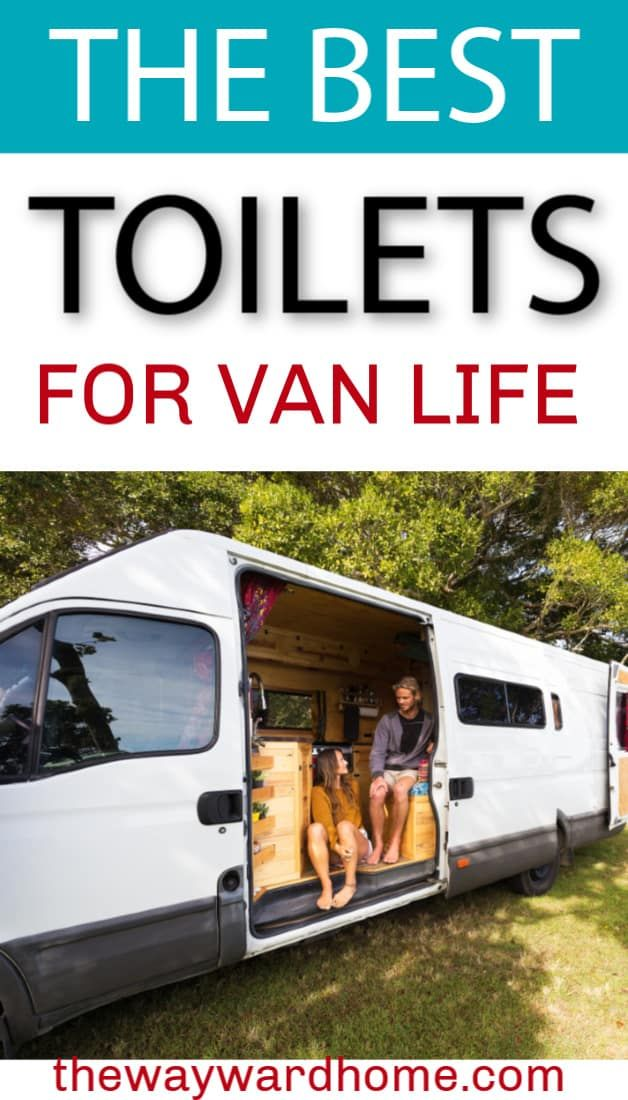 Photo of The best portable toilets for a campervan conversion