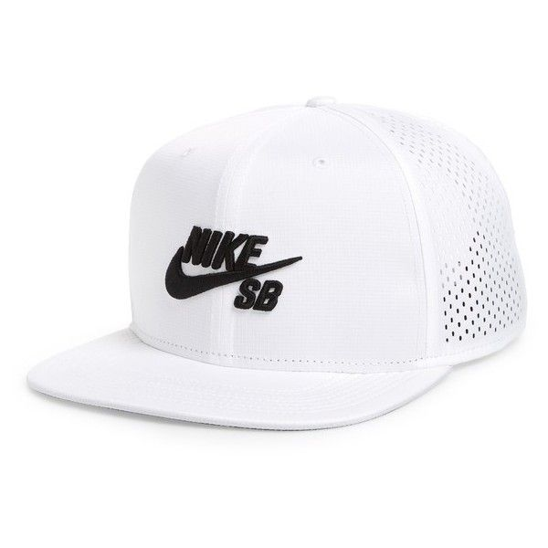 hot sales ef5c0 1bd4e Men s Nike Sb Performance Trucker Hat ( 30) ❤ liked on Polyvore featuring  men s fashion, men s accessories, men s hats, mens caps, nike mens hats,  mens ...
