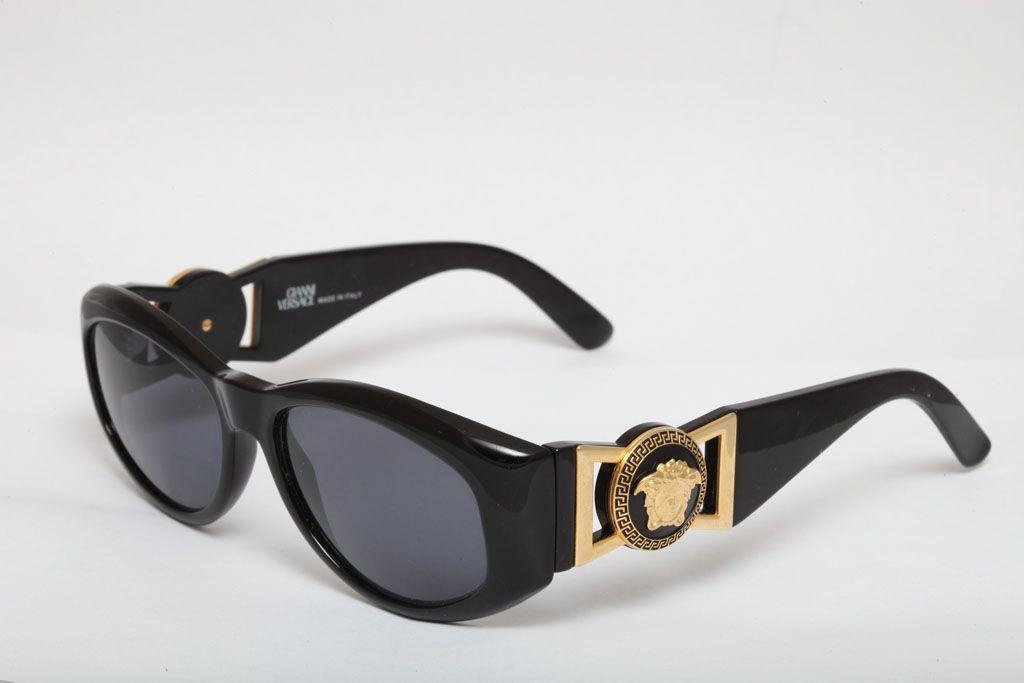 Gianni Versace Sunglasses Mod 424/m | 1stdibs.com