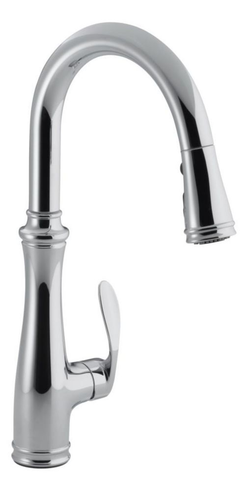 Bellera Pulldown Kitchen Faucet Kohler Hd Kitchen Sink