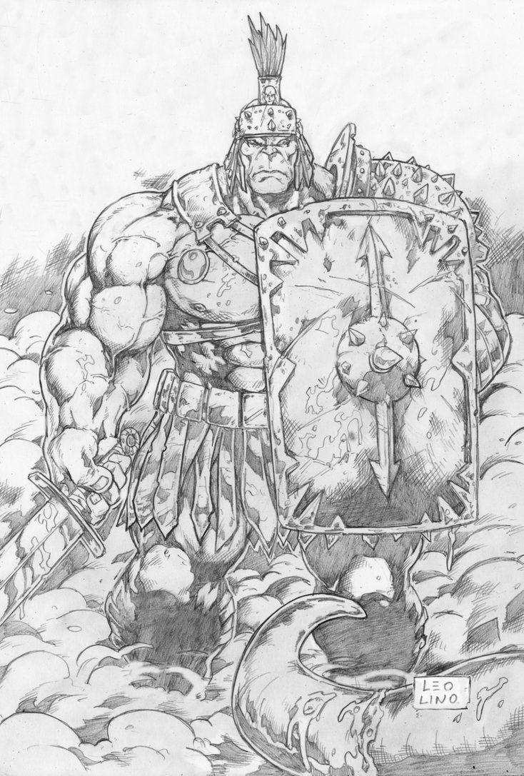 Hulk Fan Art Planet Hulk By Lorkalt WESOMENESS