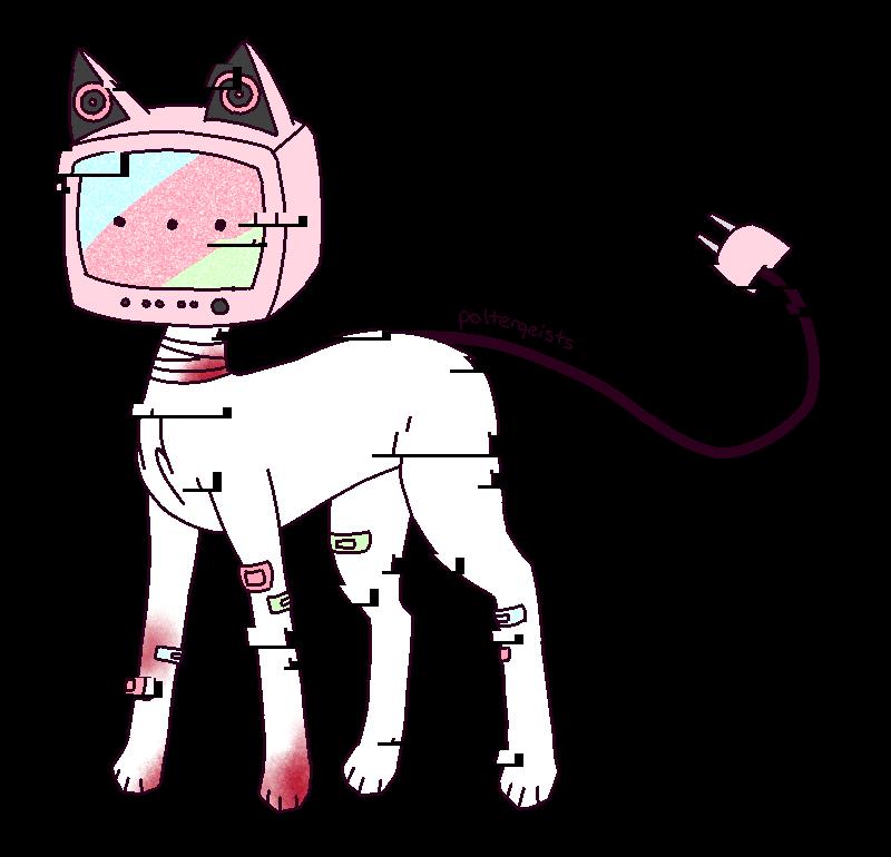 Tv Head Tv Head Cute Art Character Design