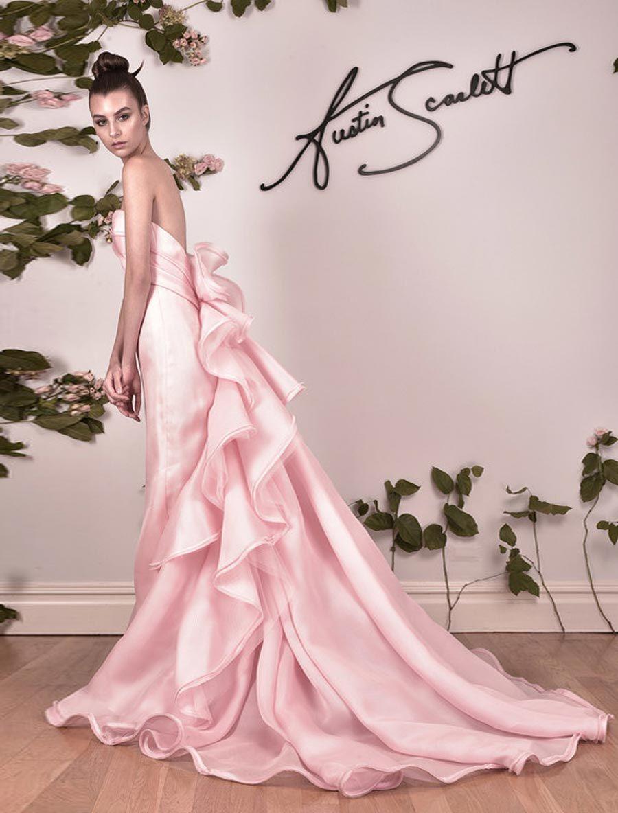 Austin Scarlett Trillium AS77 Wedding Dress