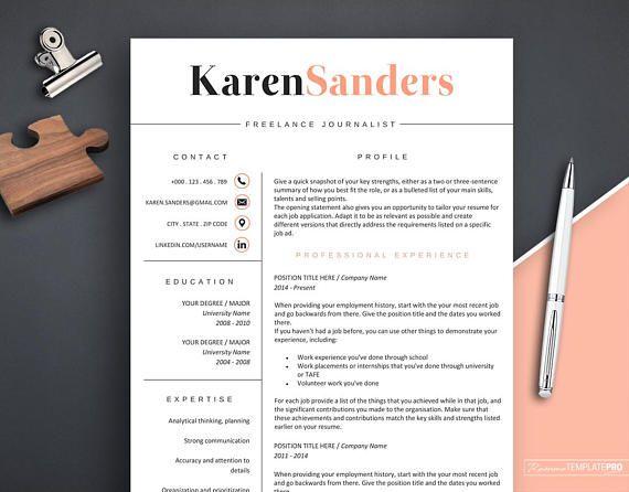 Pin by Lara on Resume Templates Pinterest Letter templates - letter templates microsoft word