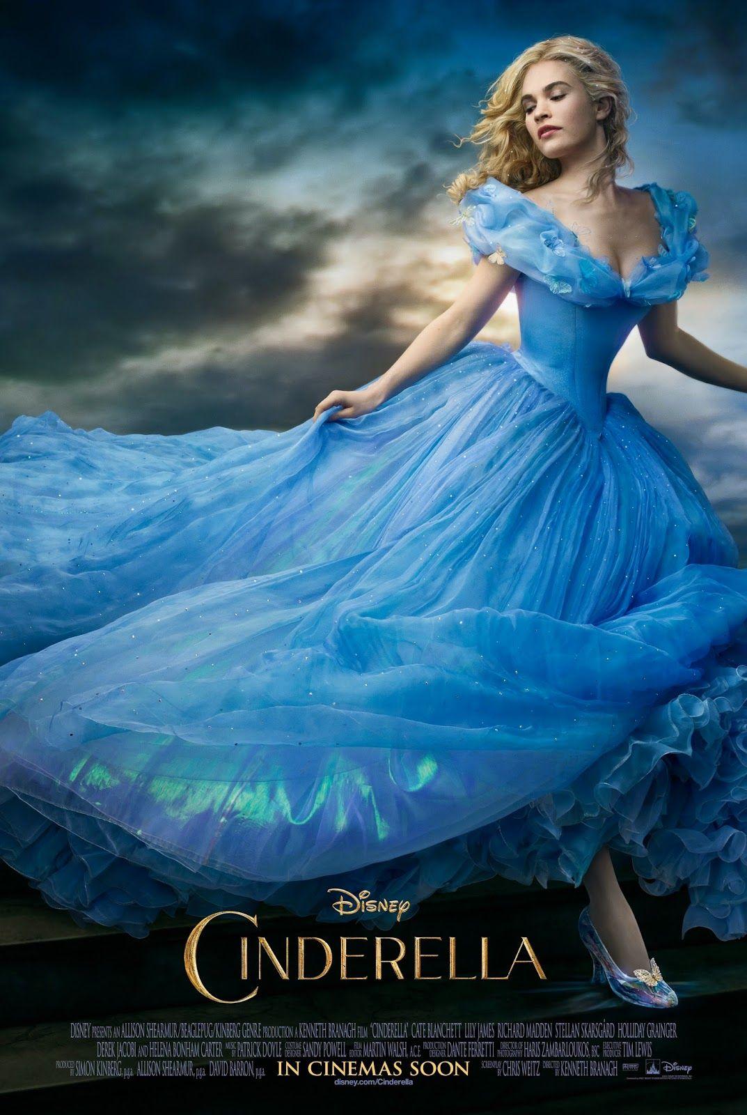 Cinderella (2015) - Christian And Sociable Movies