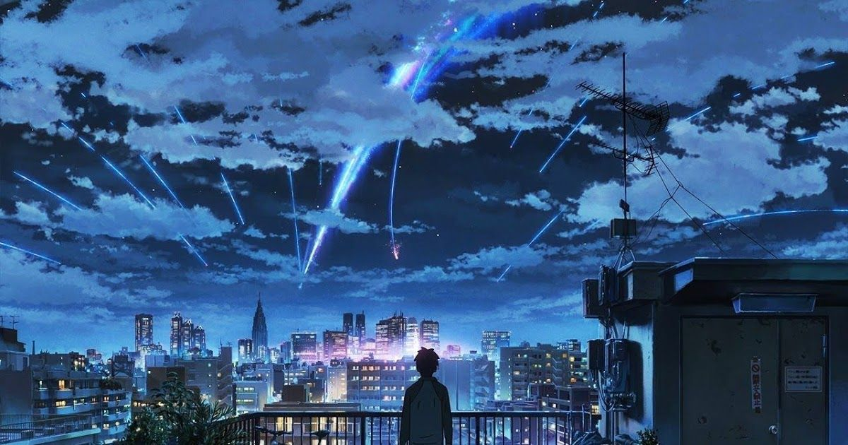 12 Phone Lofi Anime Wallpaper Lo Fi Anime Wallpapers Top Free Lo Fi Anime Backgrounds Source Wal In 2020 Anime Scenery Wallpaper Your Name Wallpaper Anime Scenery
