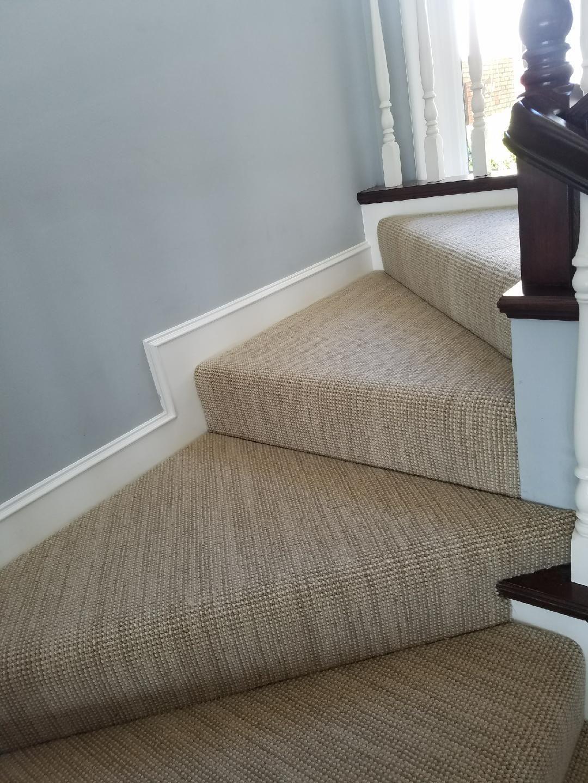 Subtle Stripe On Stairs Patterned Carpet Rugs On Carpet Best Carpet