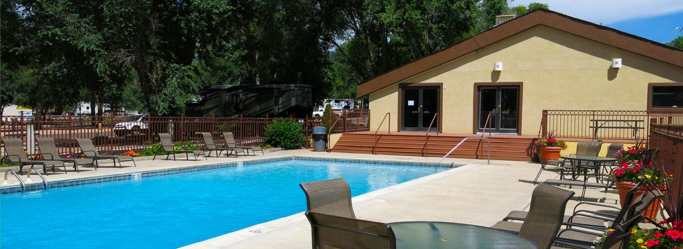 Join Us At Garden Of The Gods RV Resort And Enjoy The Beauty Of Pikes Peak