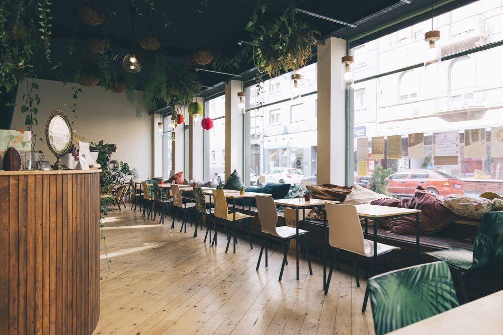 Cafes In Mannheim Tipps Zu Coffee Bars In 2020 Cafe Mannheim Gemutliches Cafe