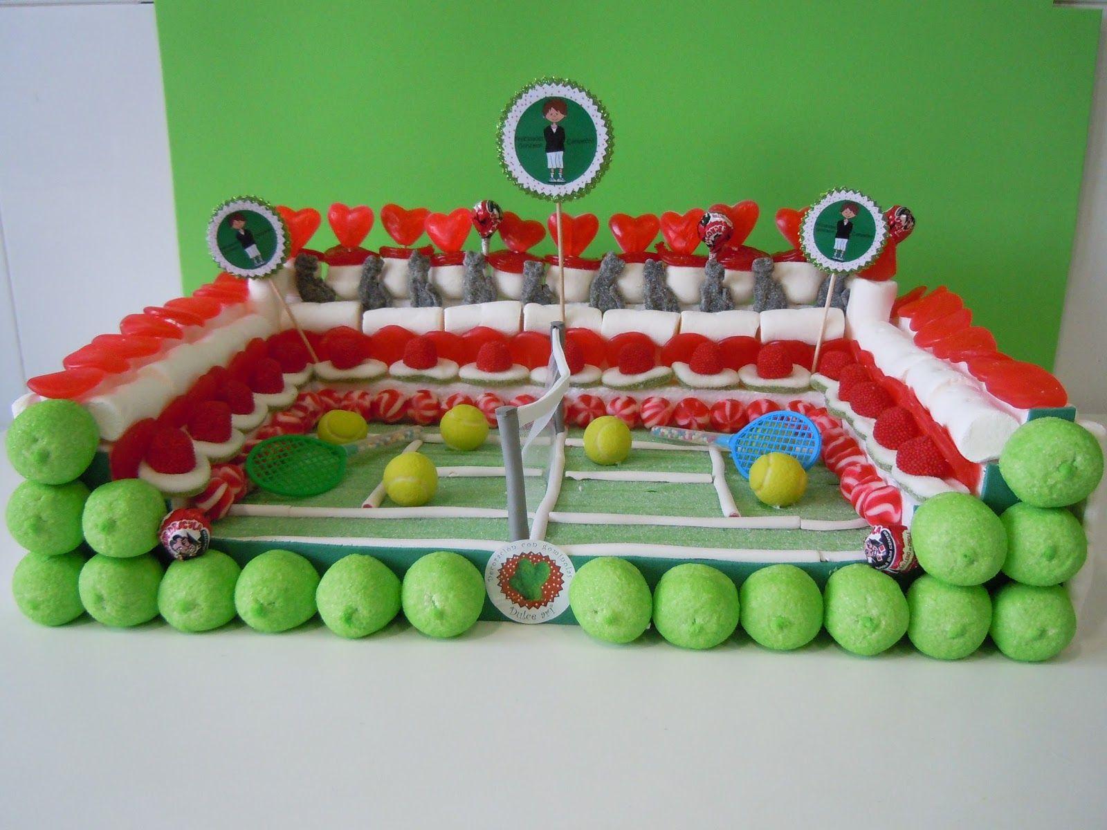 Tarta tenis