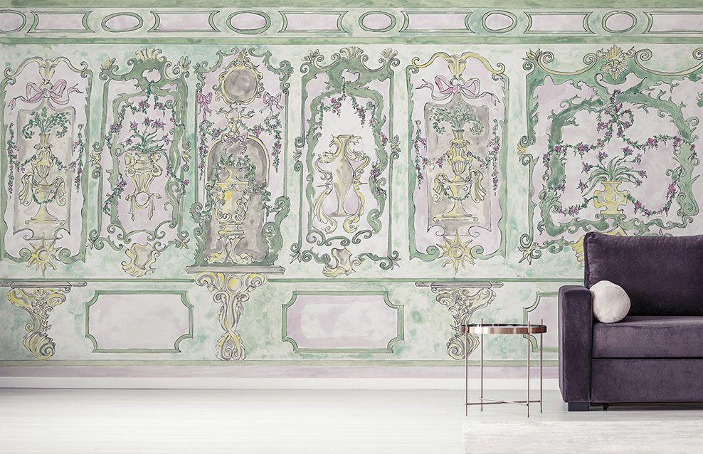 Decor Mural Suite Ducale Collection Palace Vincent Darre X Au
