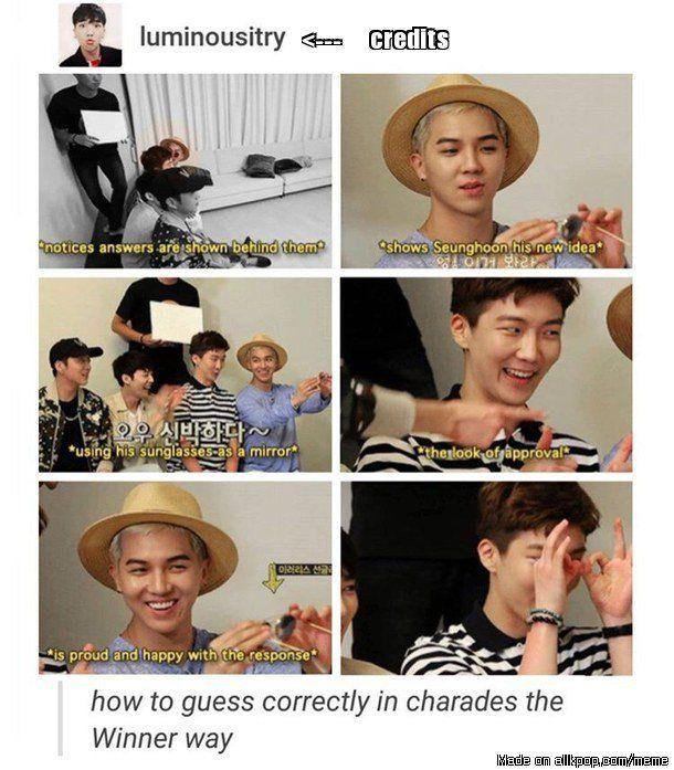 Minoooo Allkpop Meme Center With Images Winner Kpop