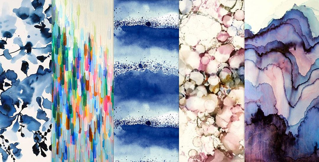10 Dreamy Watercolor Patterns Watercolor Pattern Watercolor