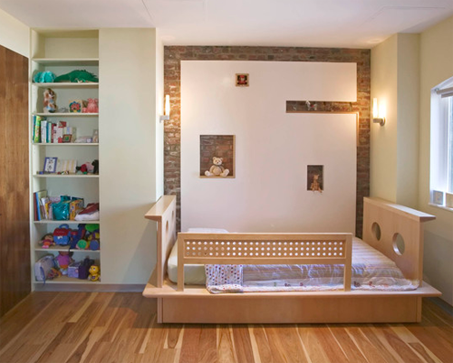 The Kids Will Most Likely Sleep On A Toddler Bed By Age Of Three