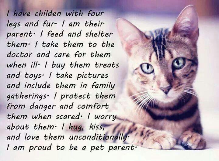 Proud momma