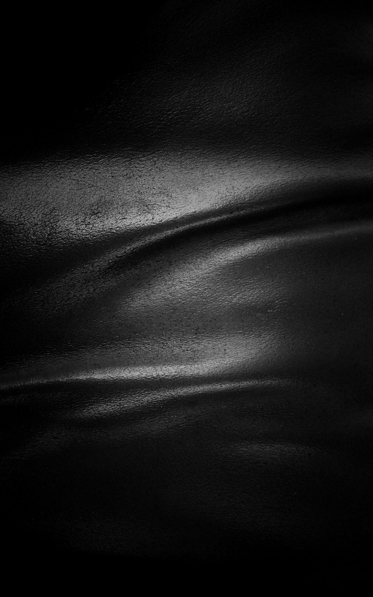 Black Leather Fabric Texture Black Leather Texture....