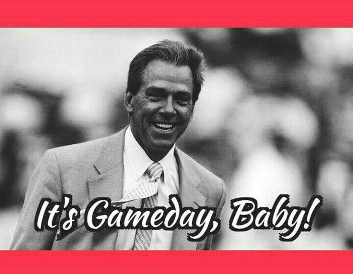 It's Gameday , Baby!!!