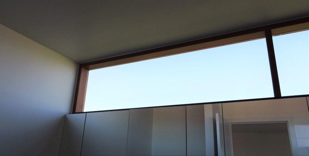Timber Framed Fixed Glass Window Via Allkind Main Door Design Timber Windows Windows
