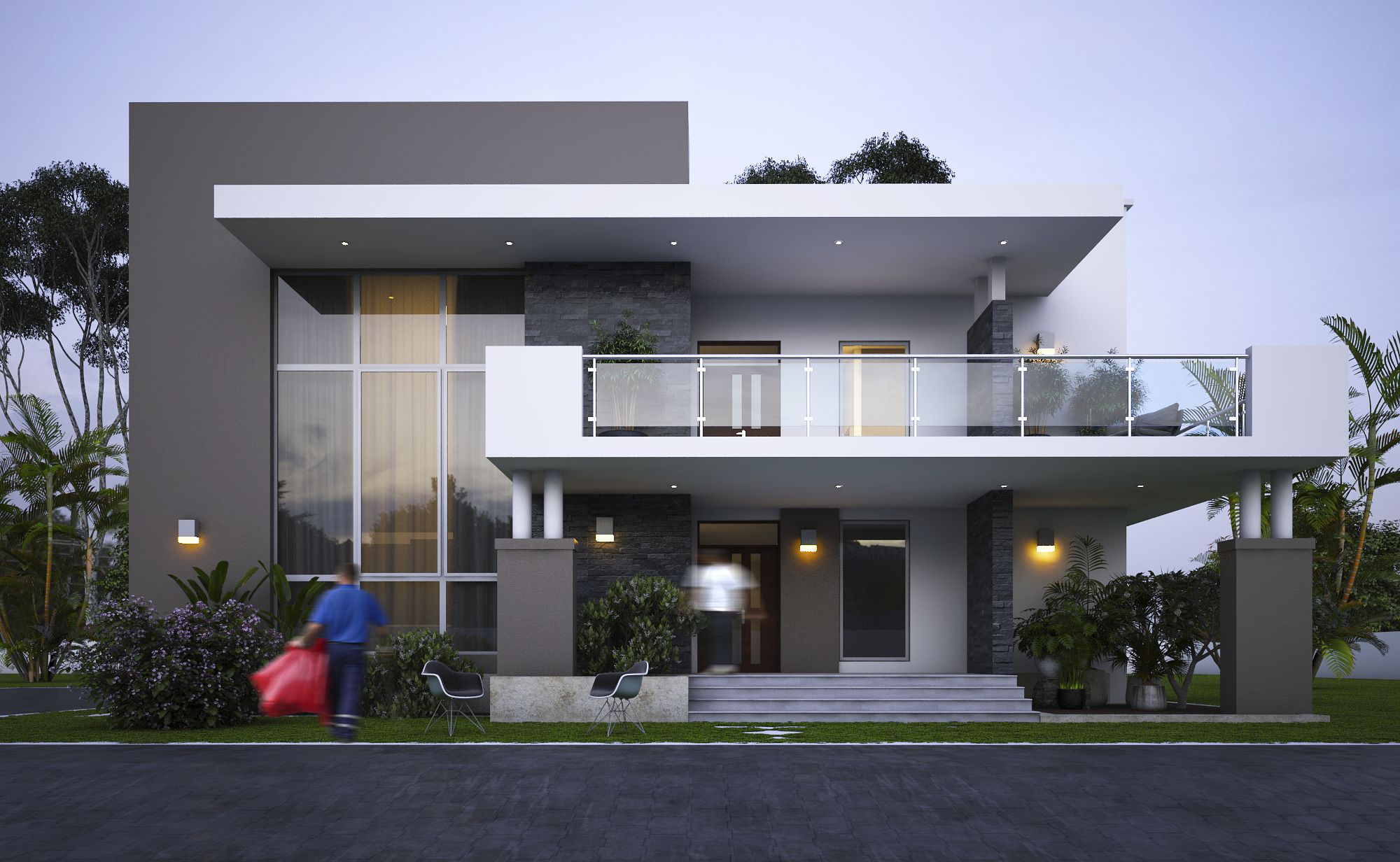 Home By Egmdesigns Bungalow House Design House Architecture
