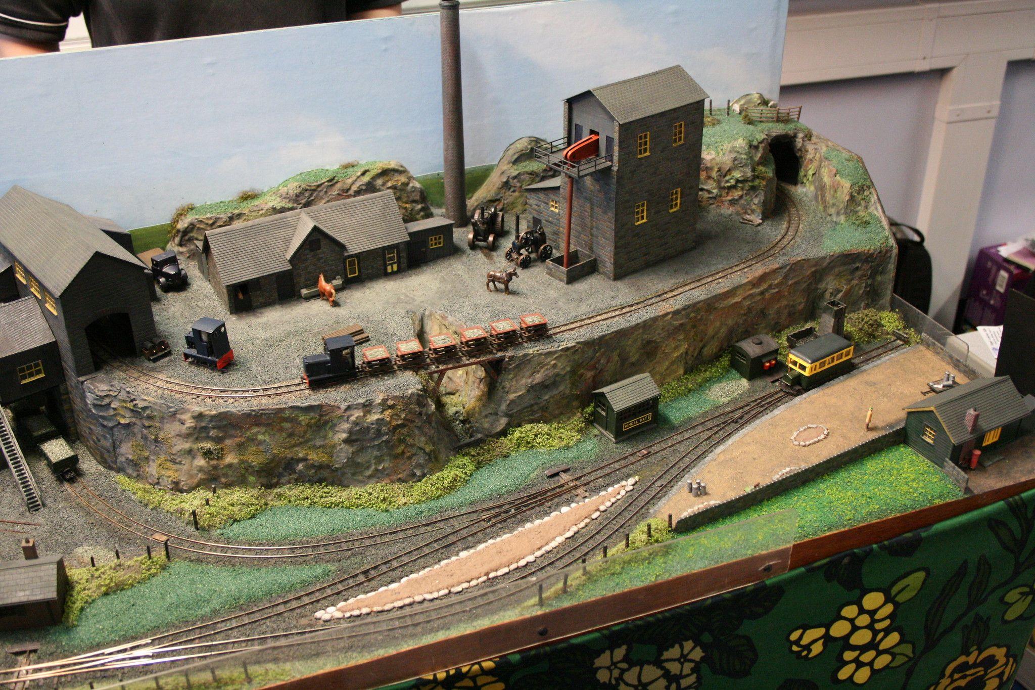 Wheal Kate 009 Model Railway Track Plans Model Railroad Model Train Layouts
