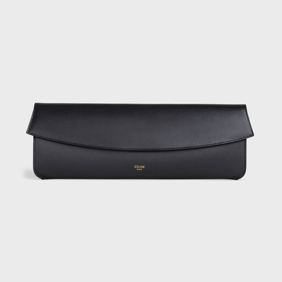 Evening Clutch In Smooth Calfskin In 2020