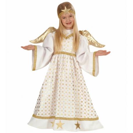 Disfraz de ngel del bel n infantil navidad disfraces - Disfraces infantiles navidad ...