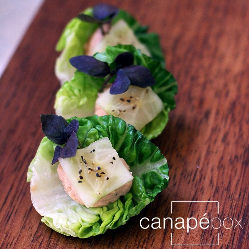 Gluten free canape delivery london smoked trout pate finger food order delicious handmade canaps finger food online from only each for delivery across london the home counties beyond choose canapbox forumfinder Gallery