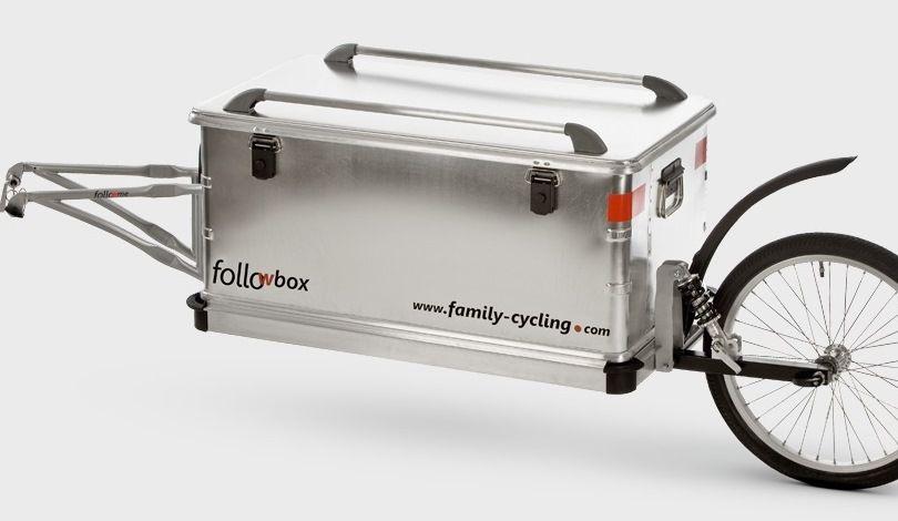 fahrrad zubeh r anh nger trollis followme der neue box. Black Bedroom Furniture Sets. Home Design Ideas