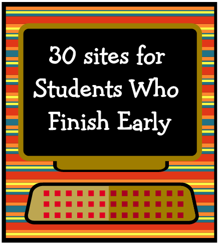 30 websites for kids to play around on.  Really unusual sites.
