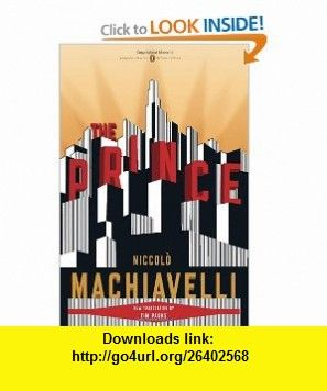 The prince 9780143105862 niccolo machiavelli tim parks isbn 10 books fandeluxe Choice Image