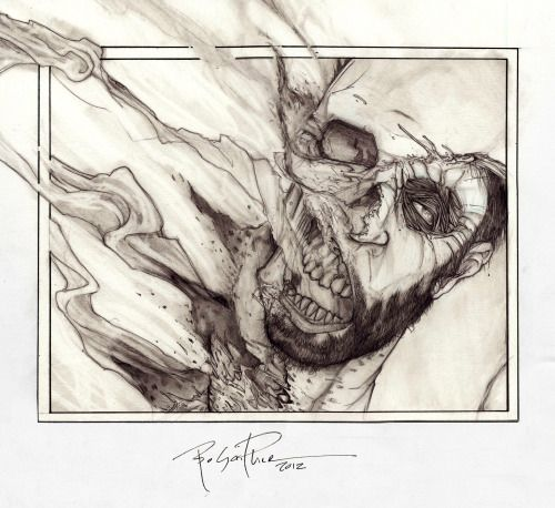 BURNER Pencilwork 13x11ish via /r/Art...