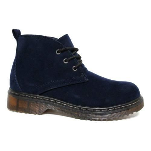 Ladies Desert Boots Womens Suede Ankle Hiking Goth Punk Biker Boots Shoes Size   eBay