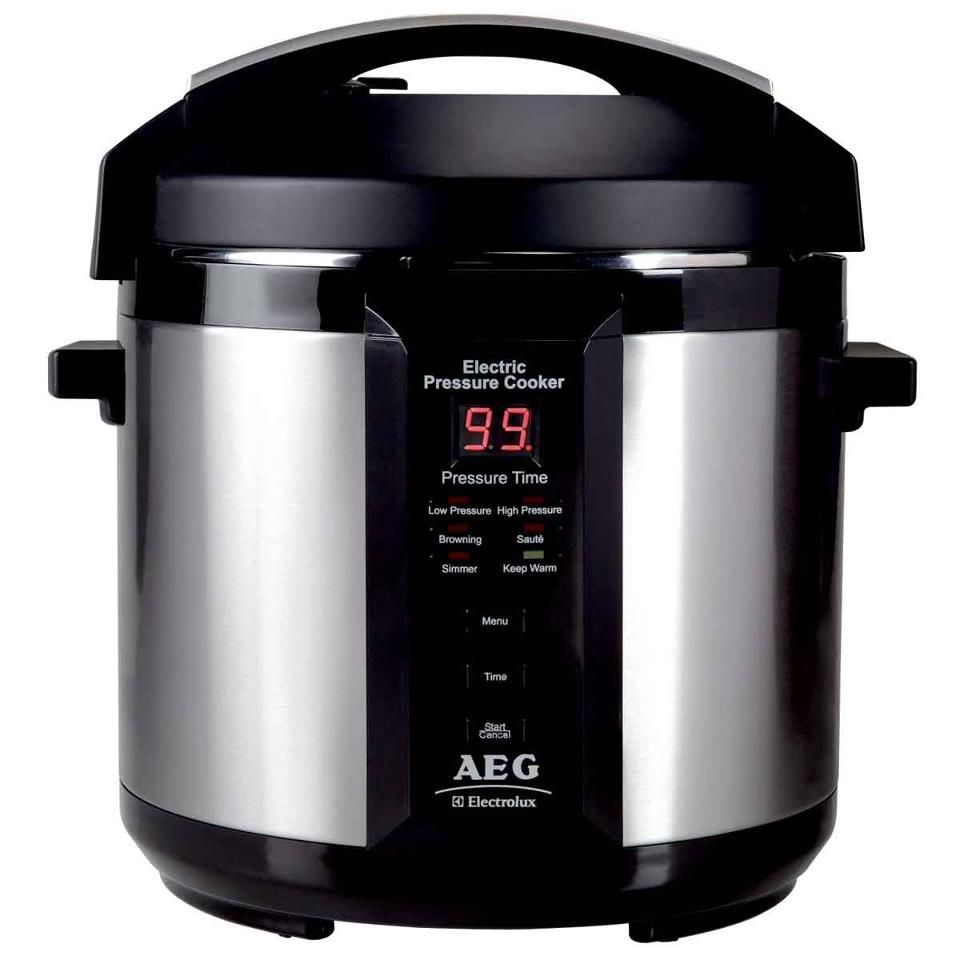 AEG Pressure Cooker A Speedy Pressure Cooker Will Give You More ...