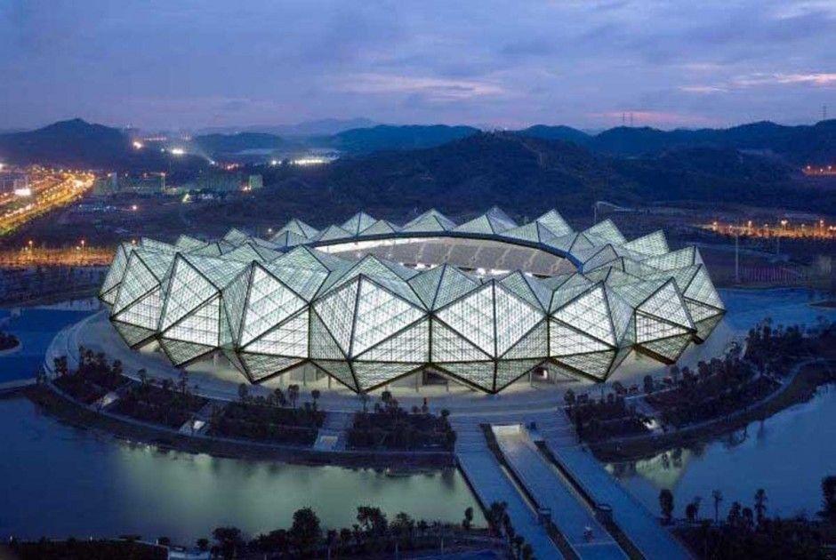Interior design blog LLI Design London Stadium